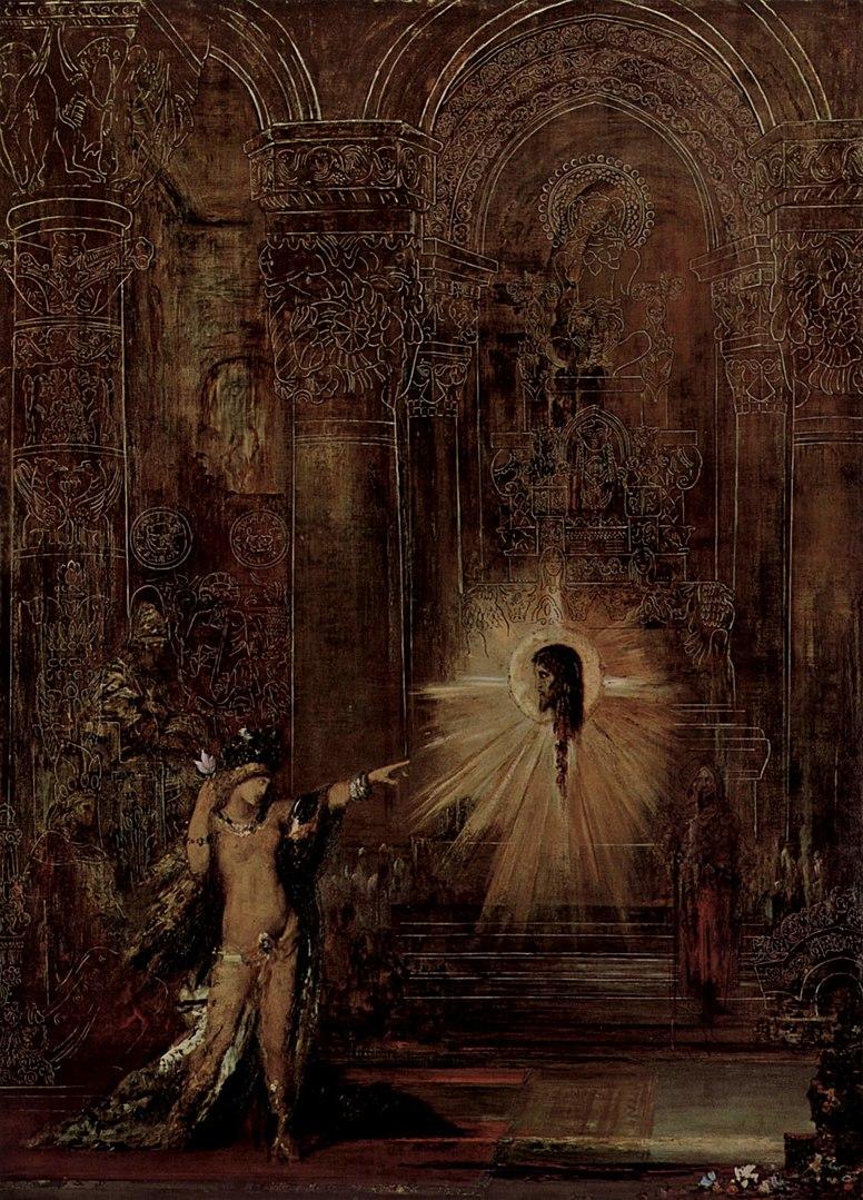 Der Symbolismus, eine Kunstströmung der Malerei